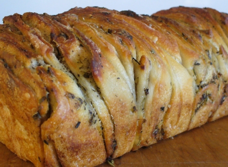 Pull-Apart Herb Bread