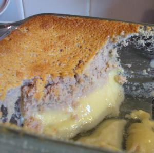 Sumac Pudding Cake